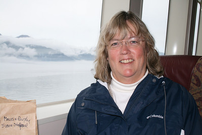 Me on the ferry.