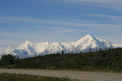The biggest one is called Mt. Drum.
