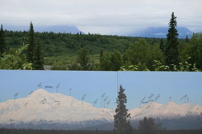 And a nice diagram of where we could have seen Denali...if the clouds weren't there.